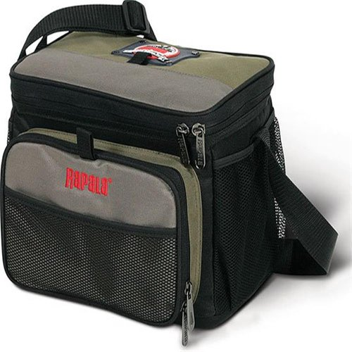 Bolsa Rapala Lite Tackle Bag 46017-1 Impermeável