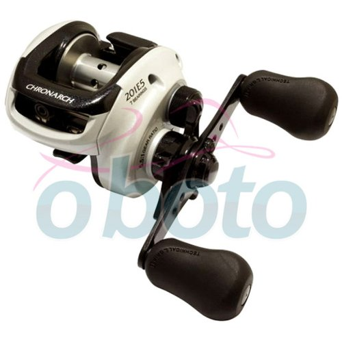 Carretilha Shimano Chronarch 201 E5  Man. Esquerda