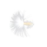 Isca Wolly Bugger sem lastro (tamanho 6) Cor 2